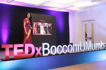 My first TEDx Speech !