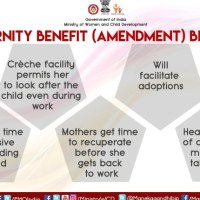 Maternity Benefit Bill Amendment : A dream come true for Women in the Workforce !